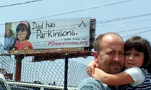 Ben & Melina - 2011 Wilkins Parkinson's Foundation Young Onset Awareness Campaign